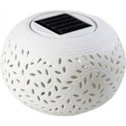 Lunartec Lampe à LED solaire ''Méditerranée''