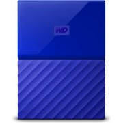 "Eksterni hard disk HDD External 2.5"" 4TB WD Blue WDBYFT0040BBL-WESN, USB3.0 My Passport"