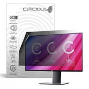 Celicious Privacy Lite 2-Way Anti-Glare Anti-Spy Filter Screen Protector Film Compatible with Dell UltraSharp Monitor 24 U2419H