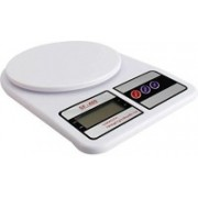 Aryshaa Electronic Kitchen Digital Weighing Scale Weighing Scale(White)