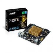 Asus j1900i-C moederbord (Mini-ITX, Intel Celeron J1900, 2 x DDR3 geheugen, 2 x SATA 3 GB/S, 1 x USB 3.0, 4 x USB 2.0, PCIe 2.0)