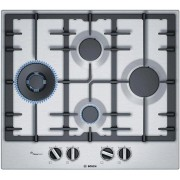 Bosch 60cm Serie 6 Natural Gas Cooktop (PCI6A5B90A)
