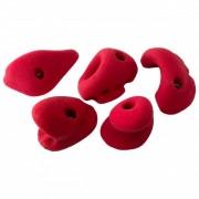 Metolius - Mini Jug 5 Pack All American B - Klimgrepen maat 5 Holds rood/roze