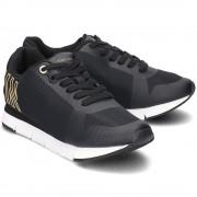 Calvin Klein Taja Sneakersy Damskie R4110 BLACK/GOLD