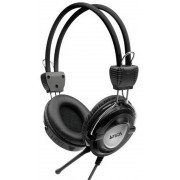 Casti gaming A4Tech Over-Head HS-19-1 Black
