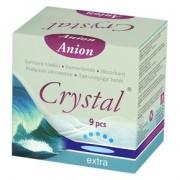 Vita Crystal Anion 10 doboz egészségügyi betét extra - 9 db