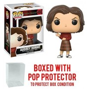 Funko Pop Television: Twin Peaks - Audrey Horn Vinyl Figure (Bundled With Box Protector Case)