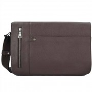 Esquire Sydney Bolso bandolera Messenger piel 35 cm compartimento Laptop