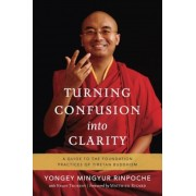 Turning Confusion Into Clarity: A Guide to the Foundation Practices of Tibetan Buddhism, Paperback