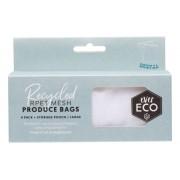 Reusable Fruit & Veg Bags x4