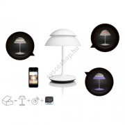 Asztali lámpa fehér 4.5W 230V - Hue Beyond - Philips - 71202/31/PH