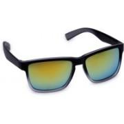 Olvin Rectangular Sunglasses(Yellow)