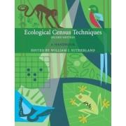 Ecological Census Techniques, Paperback