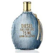 Diesel Fuel For Life Femme Denim Collection Eau De Toilette 75 Ml Spray - Tester (3605521409195)