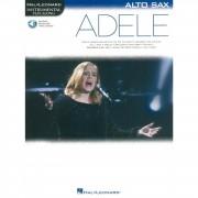 Hal Leonard Instrumental Play-Along: Adele - Alto Saxophone