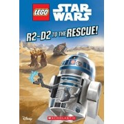 R2-D2 to the Rescue! (Lego Star Wars: Chapter Book), Paperback/AMEET Studio
