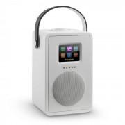 Numan Mini Two Radio internet design Wi-Fi DLNA Bluetooth DAB/DAB+ FM - blanc