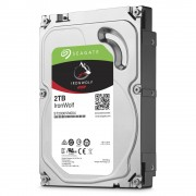 "HDD 3.5"", 2000GB, Seagate IronWolf NAS, 5900rpm, 64MB Cache, SATA3 (ST2000VN004)"