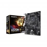 T. Madre Gigabyte GA-A320M-H, Chipset AMD 320, Soporta, Procesador