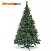 Brad de Craciun Artificial Christmas Green Home 180 cm si Suport Cadou