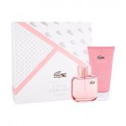Lacoste Eau De Lacoste L.12.12 Pour Elle Sparkling confezione regalo Eau de Toilette 90 ml + doccia gel 150 ml donna
