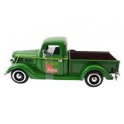 Motor City Classics 1:24 1937 Green Ford Pickup