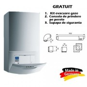 Centrala in condensatie VAILLANT ecoTEC Plus VU 486/5-5, 48 kW - Incalzire