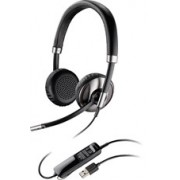 Plantronics Blackwire C720-M Wired/Wireless Bluetooth Stereo Headset - Over-the-head - Semi-open