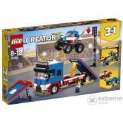 LEGO® Creator Putujući izvođači vratolomija 31085