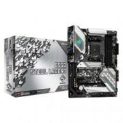 ASROCK MB AMD B550 STEEL LEGEND AM4 4DDR4, 1M2, 6SATA3 ATX