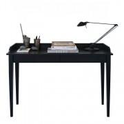 Oliver Furniture Konsolbord-skrivbord / svart, oliver furniture