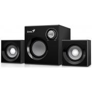 Zvučnici 2.1 Genius SW-2.1 370, Black -