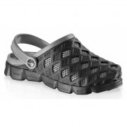 Fashy Zwart/grijze heren zwemschoenen