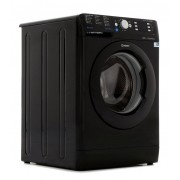 Indesit BWE91484XK Washing Machine - Black
