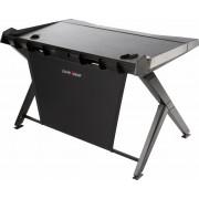 Birou Gaming DXRacer Gaming Desk 1000-N, Negru