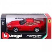 Метална количка, Bburago Ferrari - модел на кола 1:24 - 550 Maranello, 093907
