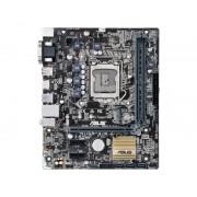 Asus Placa base asus intel h110m-a/m.2/csm socket 1151 ddr4x2 2400mhz max.32gb dvi-d d-sub hdmi matx