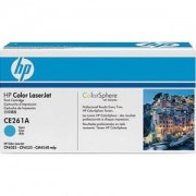 Тонер касета за HP Color LaserJet CE261A Cyan Print Cartridge - CE261A