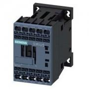 Mágneskapcsoló, 3Kw/7A (400V, AC3), 230V AC 50/60 Hz vezerlés, 1Ny segédérintkezővel, rugós csatlakozás, S00 méret, Sirius (Siemens 3RT2015-2AP02)