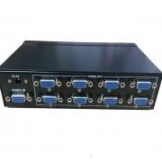 1x8 (8 way) Active / Powered VGA Splitter - 150Mhz (1600 x 1280 resolution / 70Hz)