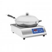 Inductie kookplaat met wok - 3500 Watt - 36 cm