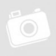 Nappali szekrény 204,5cm Lester Fekete+Fehér