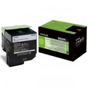 Lexmark 80C2XK0 - 802XK toner negro