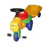 Pedálos kerti traktor utánfutóval - Járművek