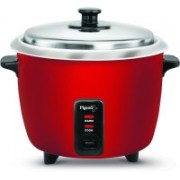 Pigeon Joy (With SS Lid) -2.8L(Double Pot) Electric Rice Cooker(2.8, Red)