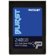 Patriot Burst 240 GB Desktop, Laptop, All in One PC's, Servers Internal Solid State Drive (PBU240GS25SSDR)
