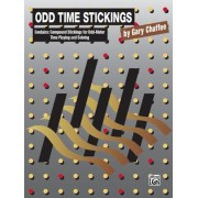 Odd Time Sticking: Compound Stickings for Odd-Meter Time Playing and Soloing, Paperback