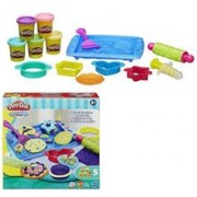 Set Play Doh Sweet Shoppe Cookie Creations Tray