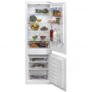 Combina frigorifica incorporabila Beko BCSA285K2S, 271 l, A+, H 177 cm, Alb