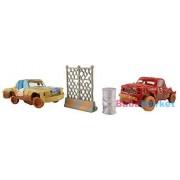Mattel Verdák 3 - Crazy Crashers - T-Bone és Jimbo kisautók (FBH12)